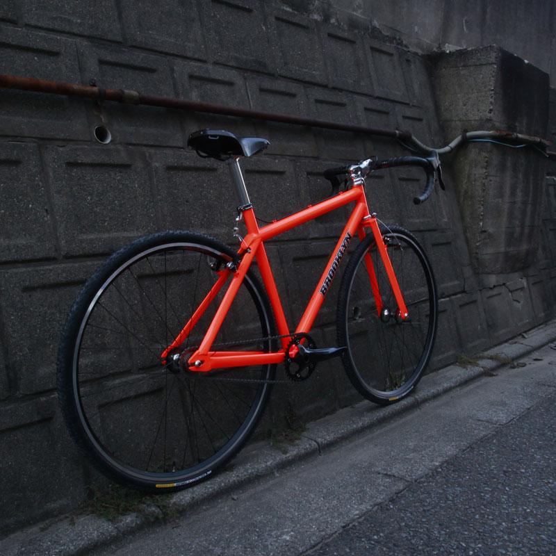 Cyclocross Gangsta V1 additional Canti Brake