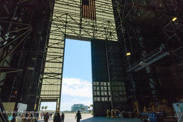 Thu, 11/01/2012 - 13:40 - Indide NASA's Vehicle Assembly Building (VAB) - November 01, 2012 1:40:10 PM - Titusville, Florida (28.5849,-80.6505)