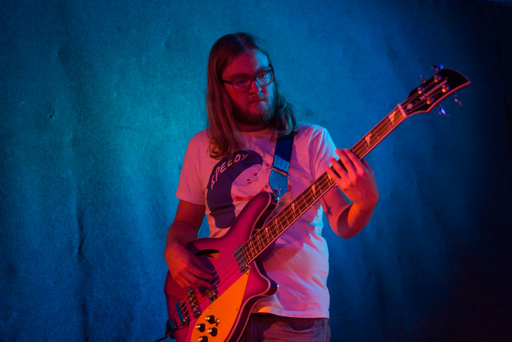 This Machine Kills Vibes at Knickerbocker's on 10-3-2015 for Lincoln Calling 2015