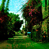 Green Alley by Karen Kleis (Not at all caught up...)