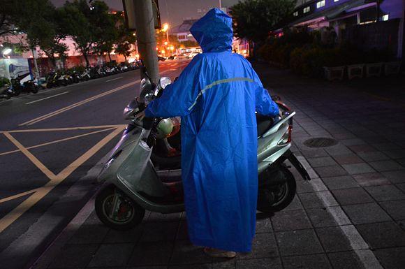 雙龍牌雨衣10