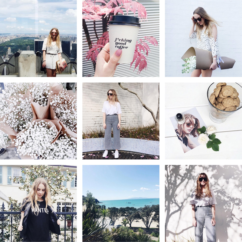Kendra Alexandra | StolenInspiration.com | New Zealand Fashion Instagram