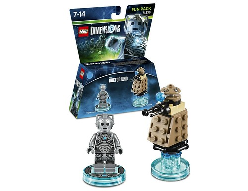 LEGO 71238 Cyberman Solo Pack