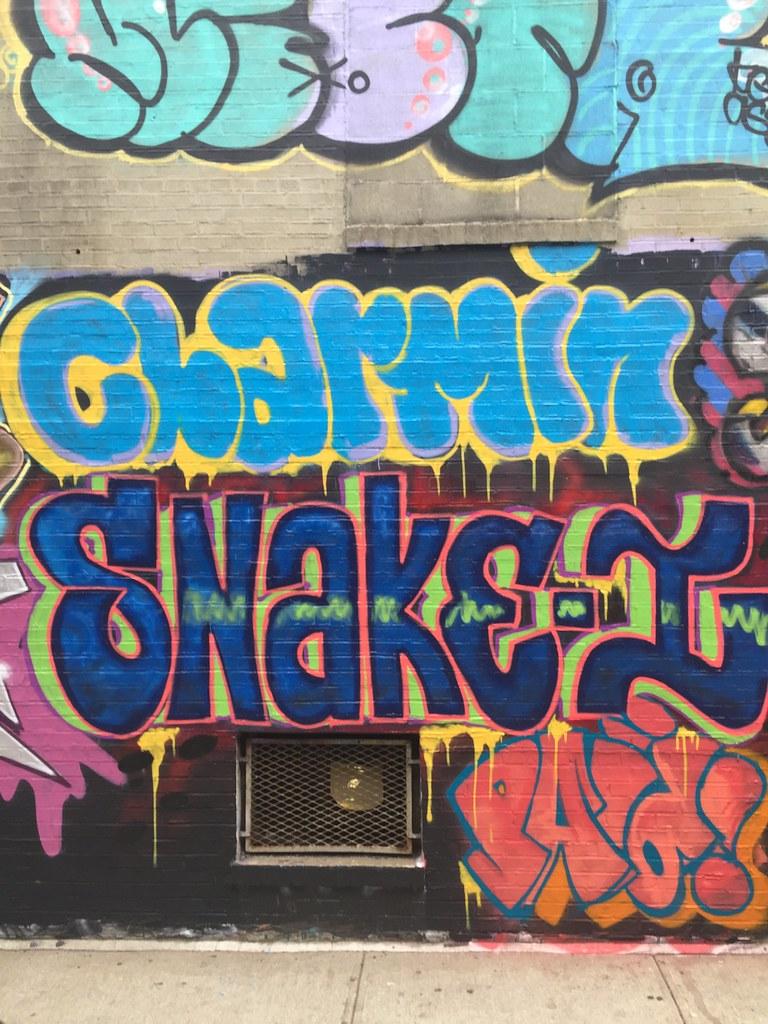 Charmin65 and snake 1 new york city 2015