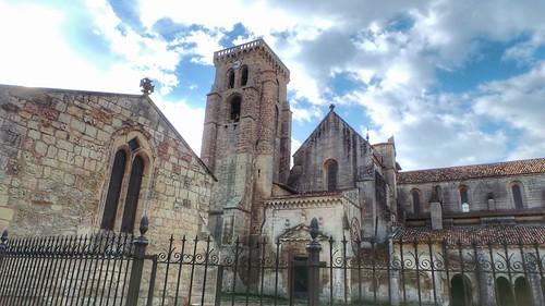 Monasterio Las Huelgas Burgos - Otoño 2015