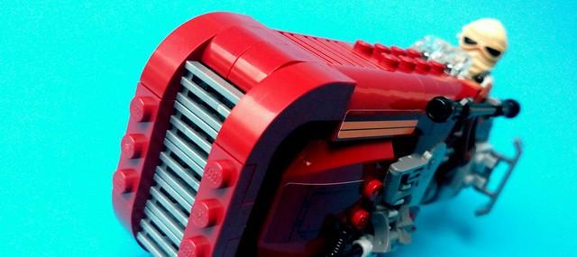 LEGO Star Wars - Reys Speeder 75099