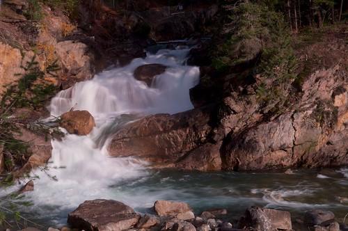 waterfallsshuswapriver