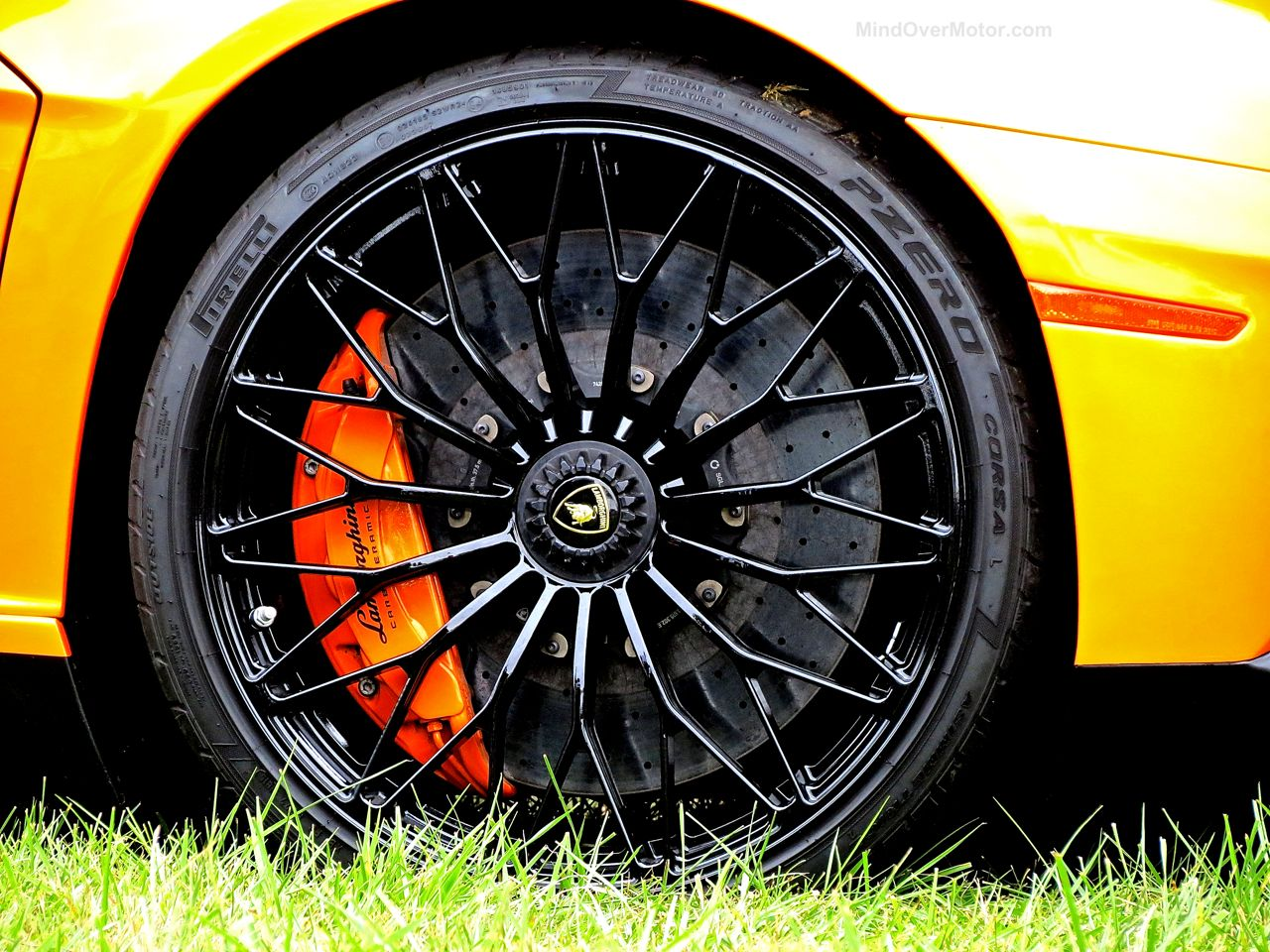 Lamborghini Aventador LP-750 SV Radnor Hunt 3