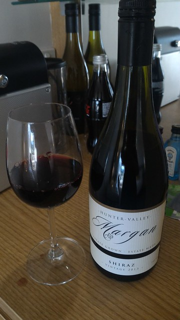 Margan shiraz