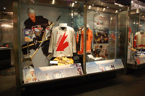 Mario Lemieux display