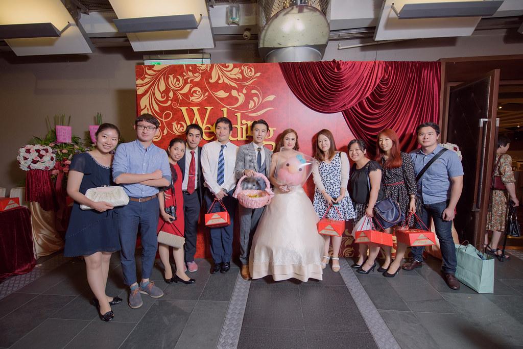 20151004京華城雅悅會館婚禮記錄 (833)