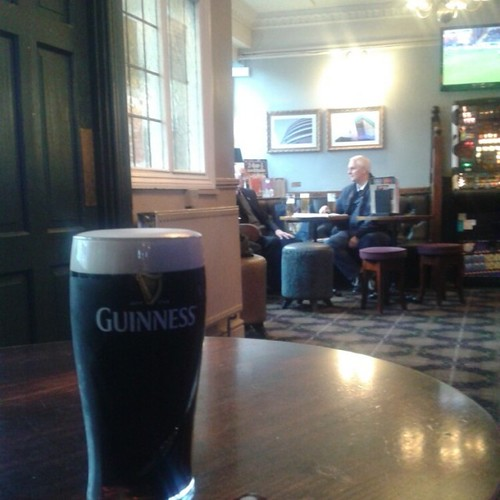 Guinness in the Harborne Stores