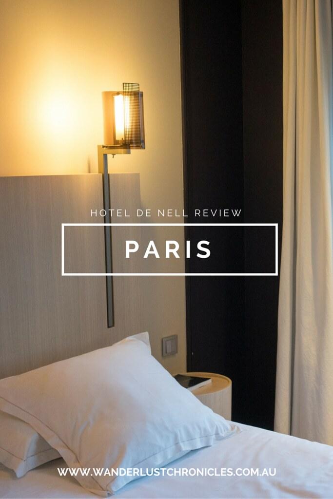 Hotel de Nell Paris Pinterest