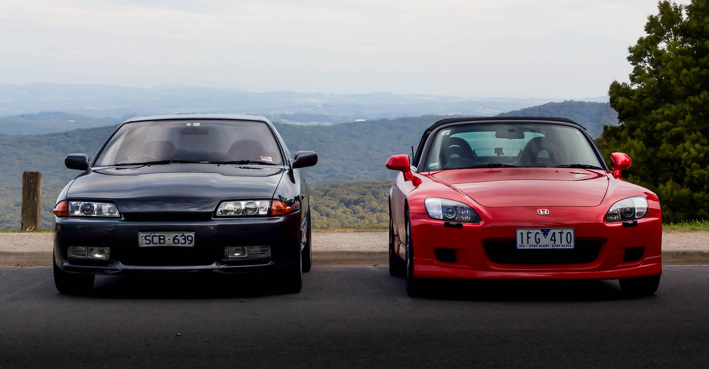 r32 and S2000
