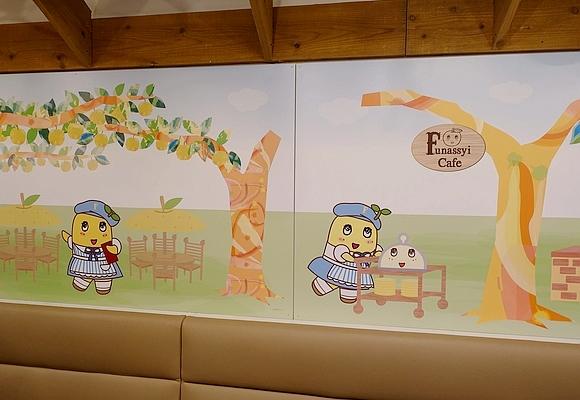 東京必吃船梨精主題咖啡店11