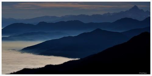 Over the fog © Nicola Roggero