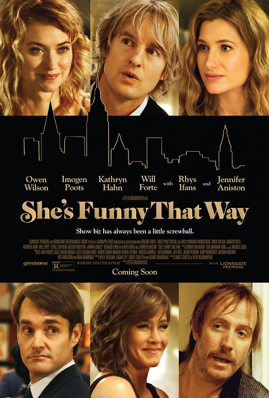 She's Funny That Way - Poster 7