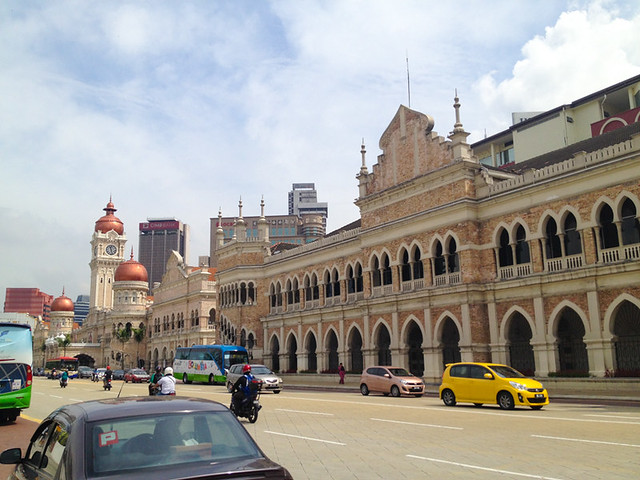Sultan Abdul Samad Building-Old-High-Court