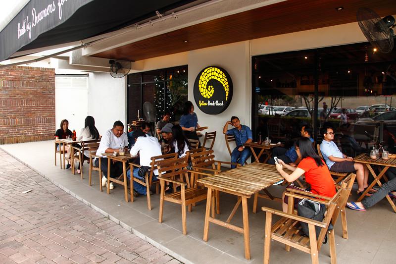 Yellow Brick Road Cafe Damansara Heights