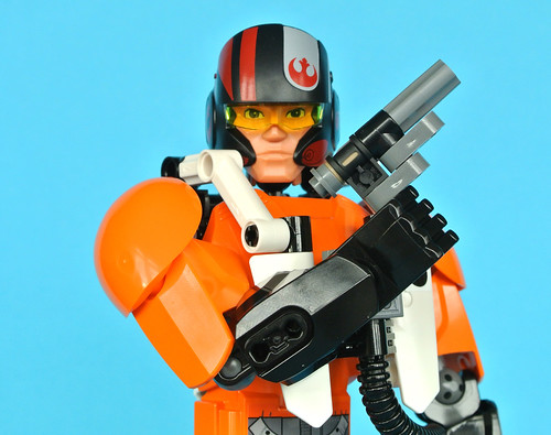(Spoiler Free) Review: 75115 Poe Dameron