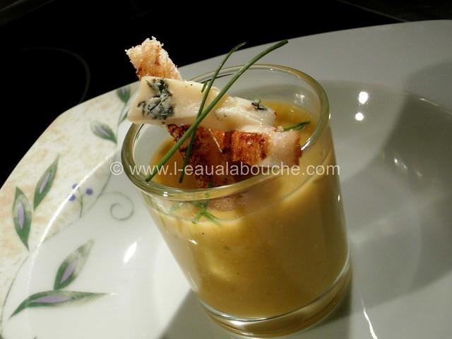 Soupe de Légumes au Gorgonzola © Ana Luthi Tous droits réservés 14