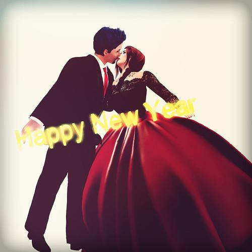 p.o.s.e. New Year Pose