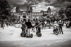 Segway meeting ~ Amsterdam