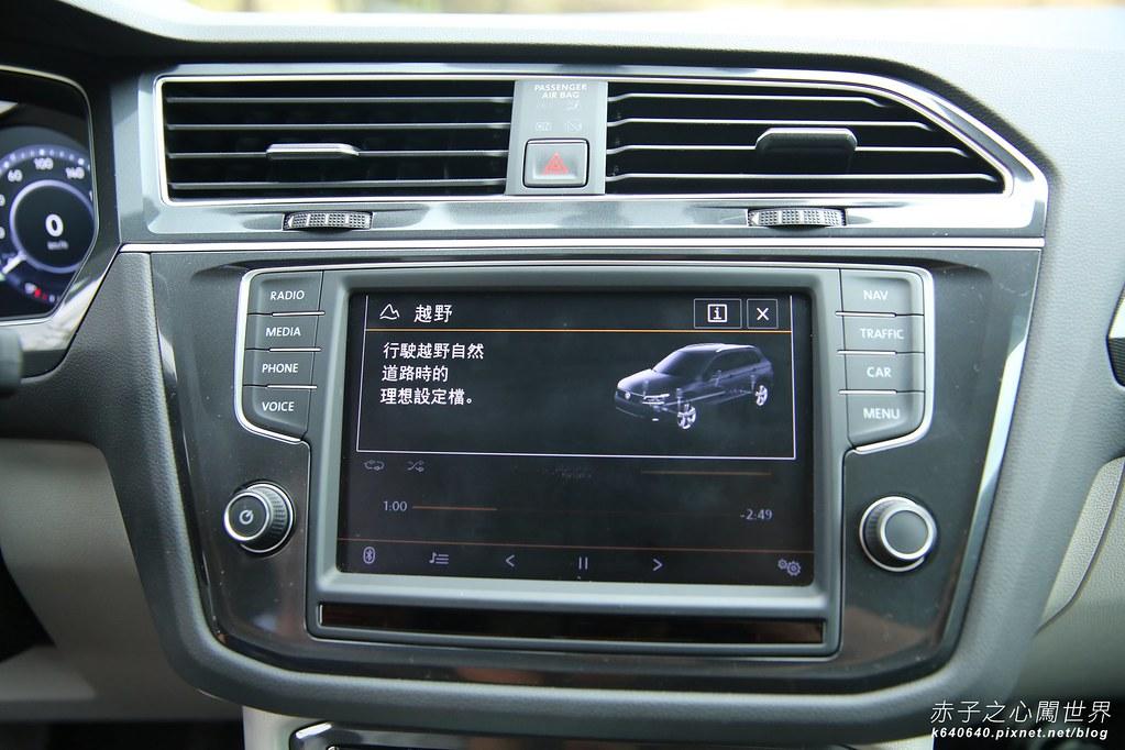 VW Tiguan-福斯-21