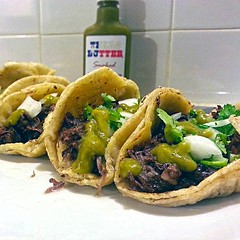 You ever get the butterflies? Tacos give me the bu…