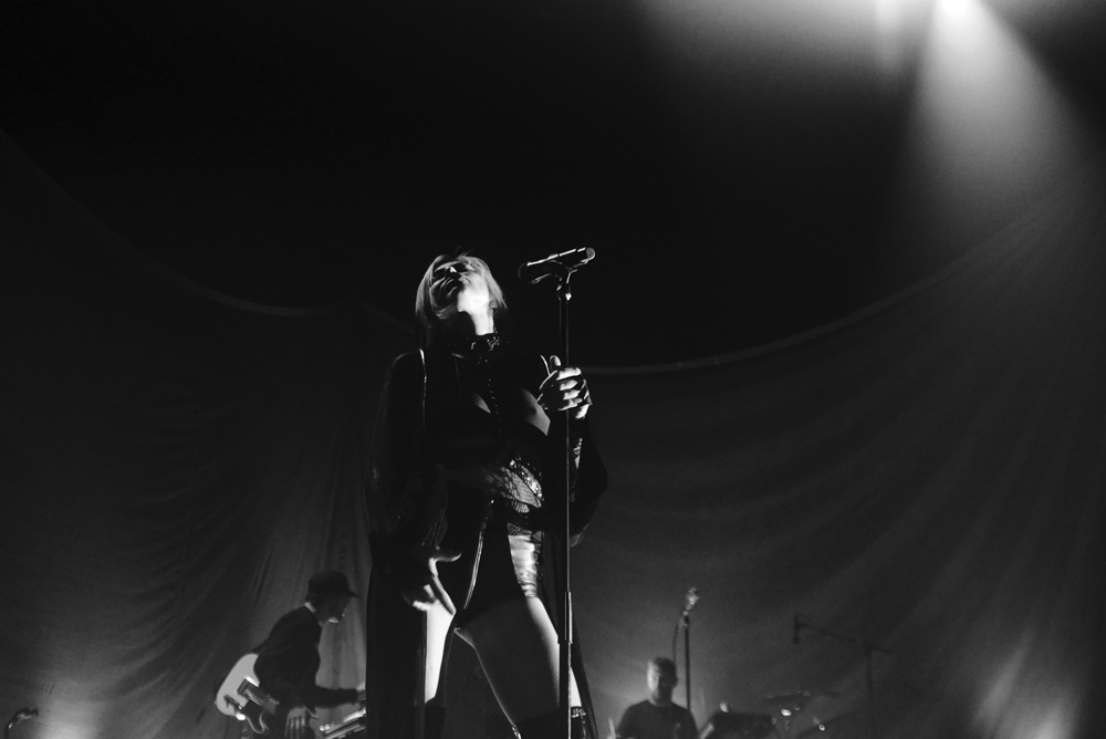 Phantogram @ Hammerstein, NYC (10/22/16)