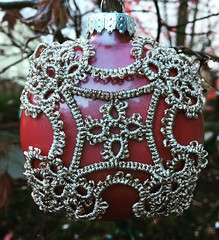 Fourth Day of Christmas Ornament