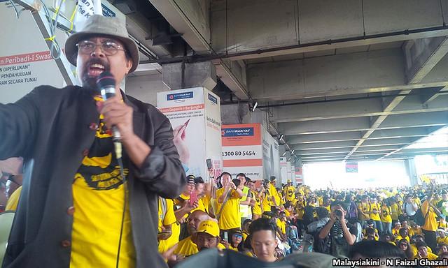 Bersih 5 rally