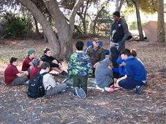 Search and Rescue Campout