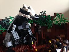 Theatbilk the Badger