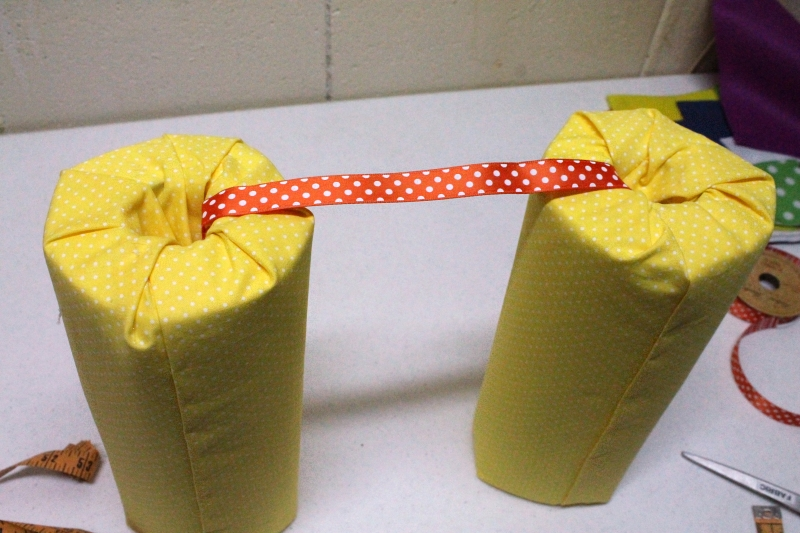 Headband holder tutorial, 5