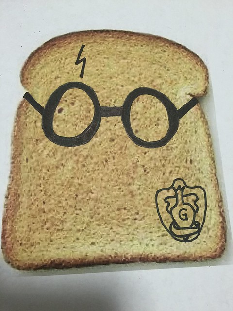 Harry Potter and the Half-Burnt Toast