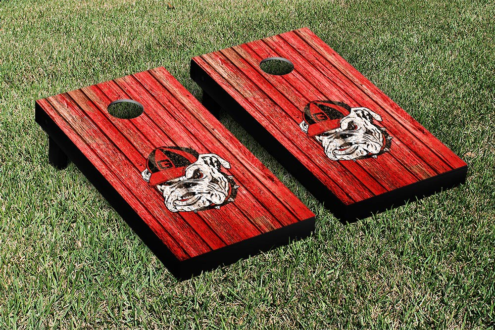 Georgia Bulldogs Weathered Version