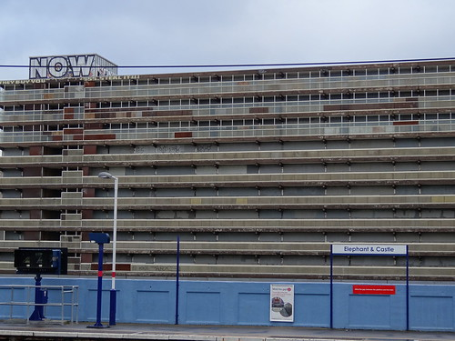 Walk 4 - Heygate Estate - Bakerloo Line walk 2