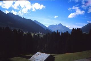Austria   -   Kleinwalsertal   -   11 October 1987