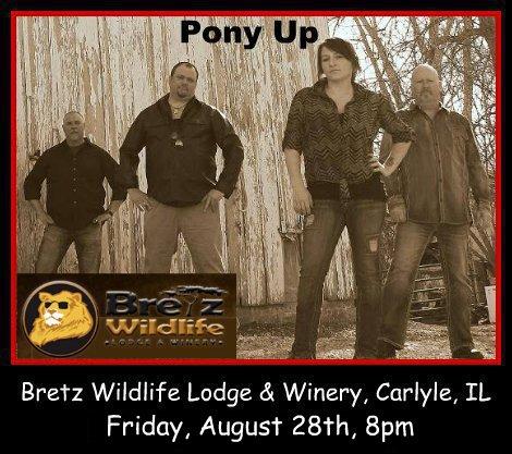Pony Up 8-28-15