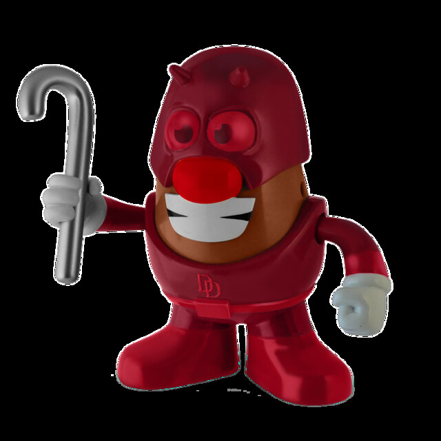 Mr. Potato Head × PPW【星爵、幻視、夜魔俠、格魯特】MARVEL 系列