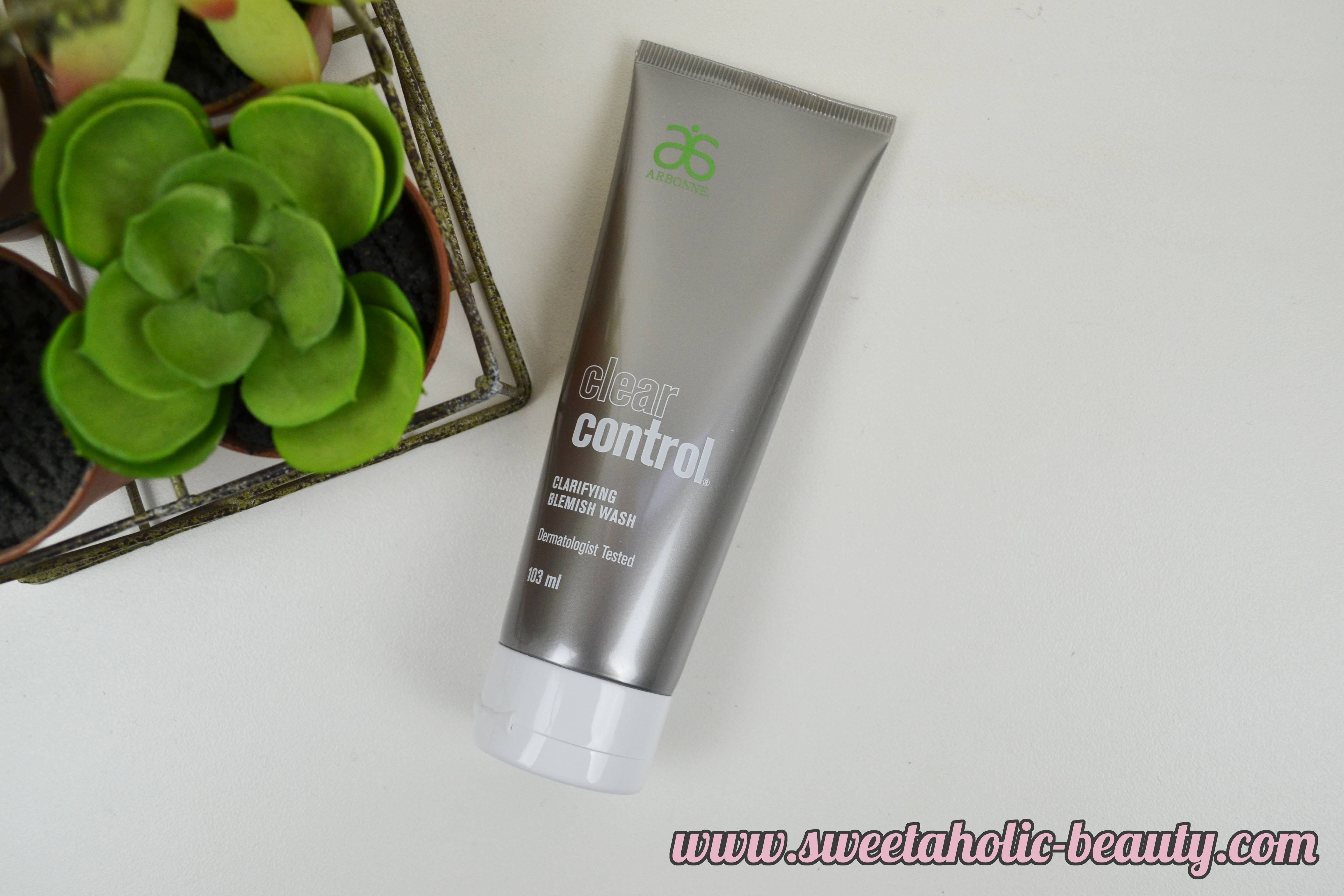 Arbonne Clear Control Range Review - Sweetaholic Beauty