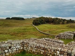 Housesteads 32 Hadrian's wall