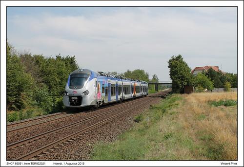SNCF 83551 - Hoerdt - TER832921 (01-08-2015)