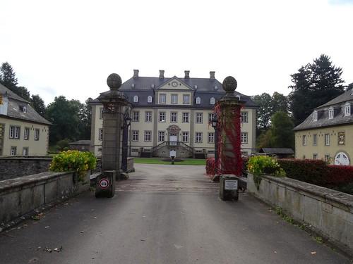 Körtlinghausen baroque palace