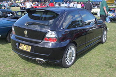 race car(0.0), family car(0.0), bmw 1 series (e87)(0.0), sedan(0.0), automobile(1.0), automotive exterior(1.0), wheel(1.0), vehicle(1.0), compact car(1.0), bumper(1.0), hot hatch(1.0), land vehicle(1.0), hatchback(1.0),