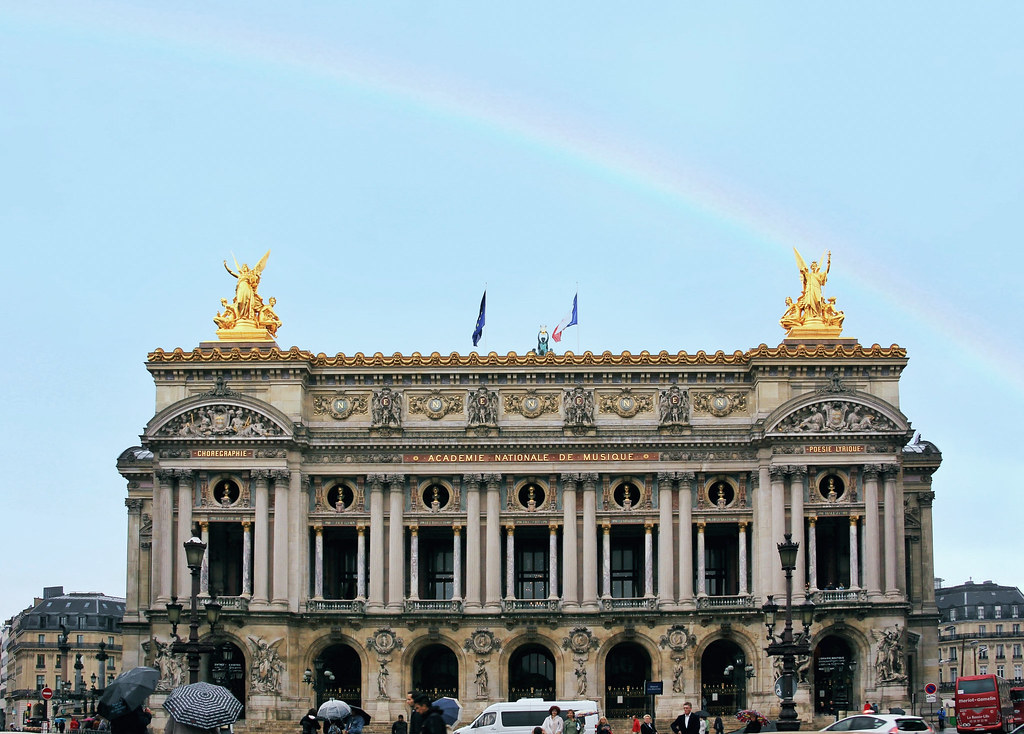 Palais Garnier, Opéra national de Paris, Paris