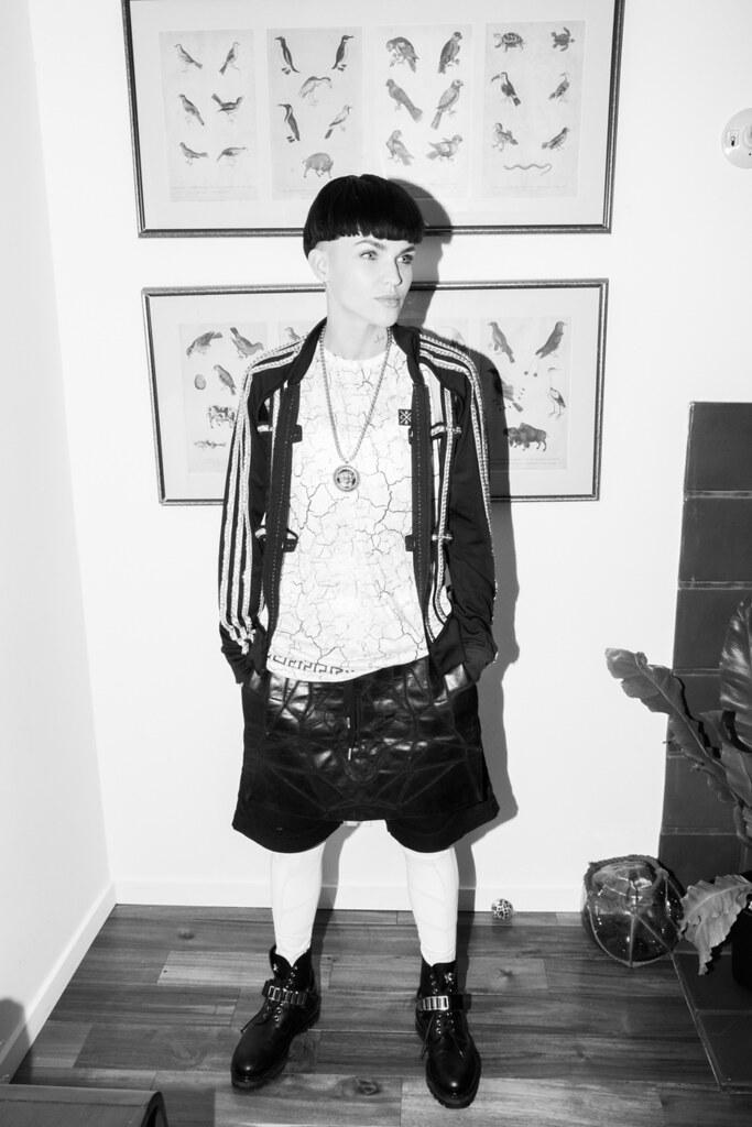 Руби Роуз — Фотосессия для «The Coveteur» 2015 – 23