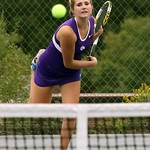 Ridge View Varsity Ladies Tennis v BHS 9-29-15
