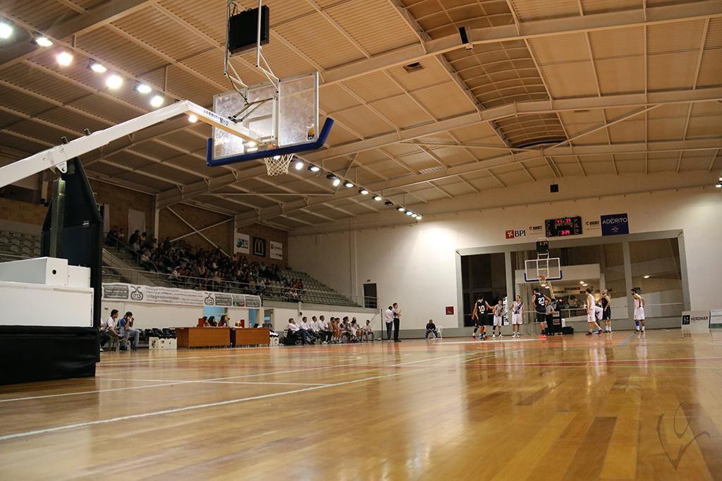 Apresentação Basquetebol 15-16